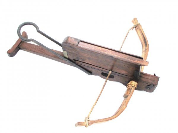 A CHINESE REPEATING CROSSBOW CHU KO NU - 2