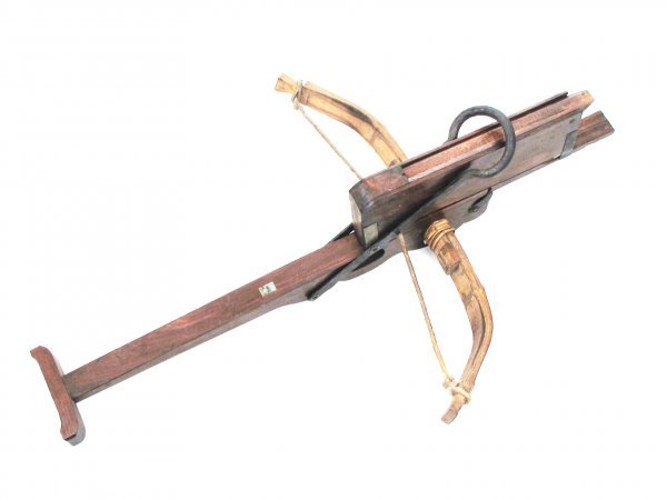 A CHINESE REPEATING CROSSBOW CHU KO NU - 5