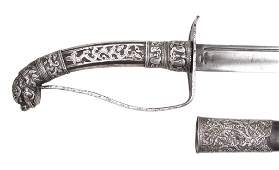 A VIETNAMESE GUOM SWORD