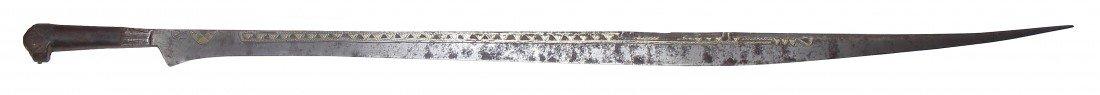 A KABYLE FLYSSA SWORD - 2