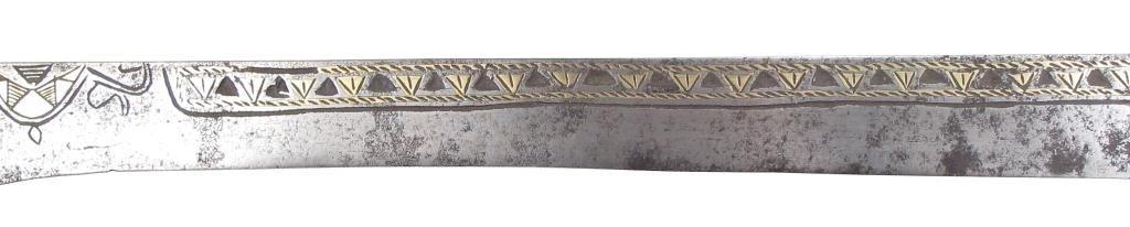 A KABYLE FLYSSA SWORD - 6