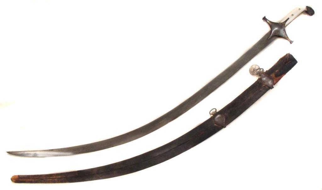 A PERSIAN SAFAVID DYNASTY SHAMSHIR SWORD - 6