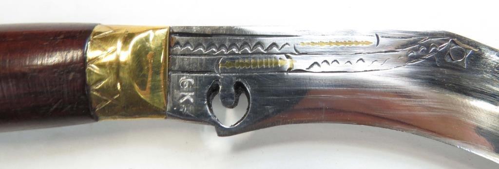 A KUKRIE KNIFE - 3