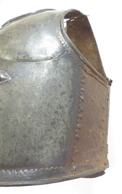 A RARE HYDERABAD CUIRASS - 5
