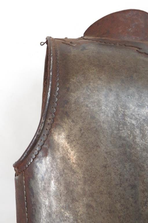 A RARE HYDERABAD CUIRASS - 8