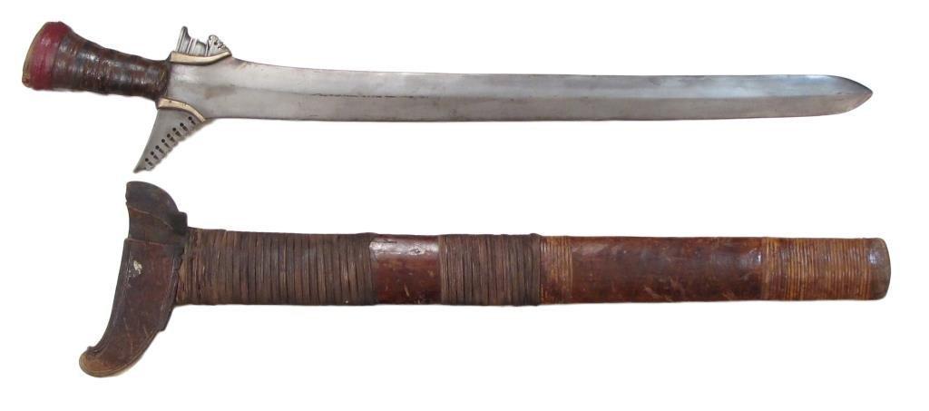 A MORO KRIS SWORD - 4