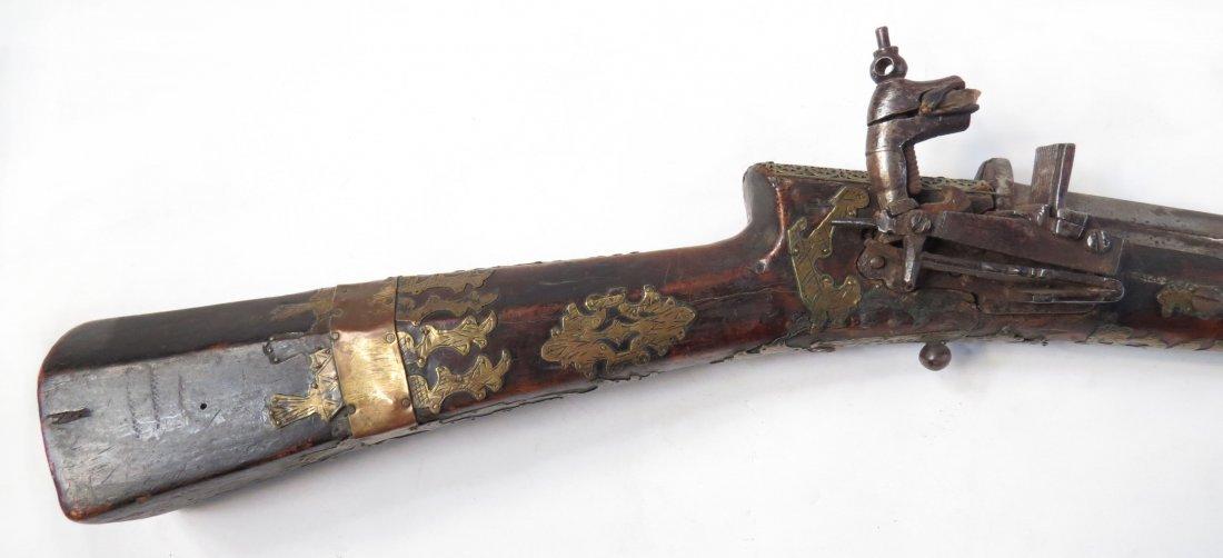 AN OTTOMAN SHISHANA RIFLE - 2