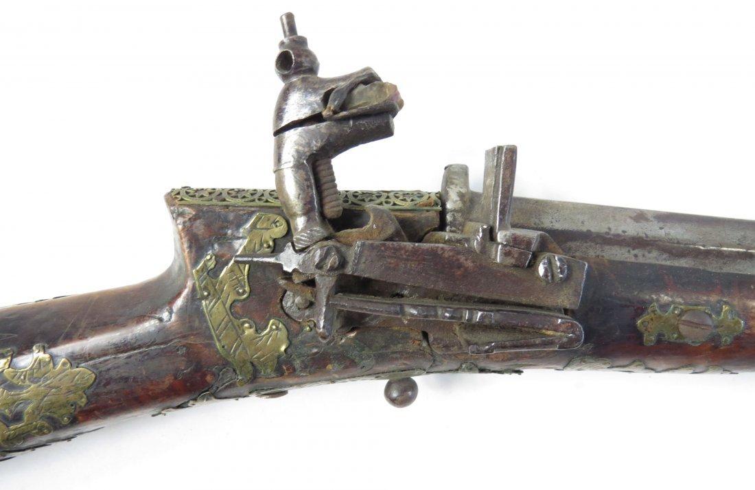 AN OTTOMAN SHISHANA RIFLE - 3