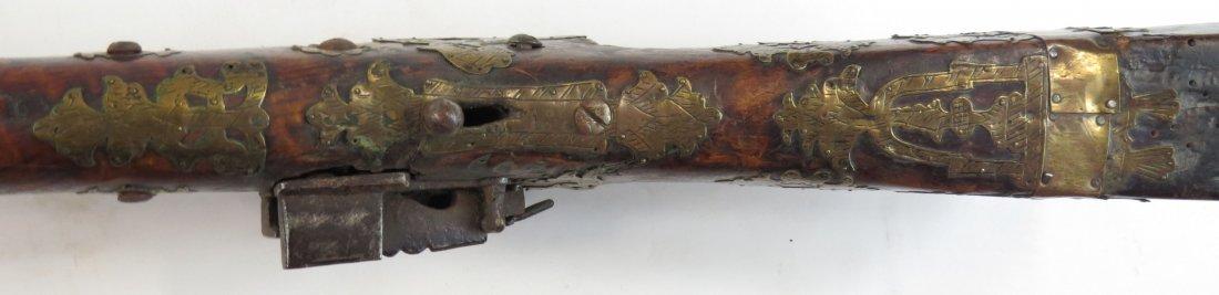 AN OTTOMAN SHISHANA RIFLE - 9