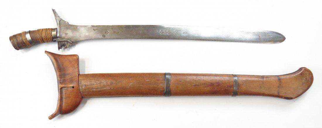A MORO KRIS SWORD - 3