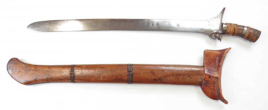 A MORO KRIS SWORD - 5