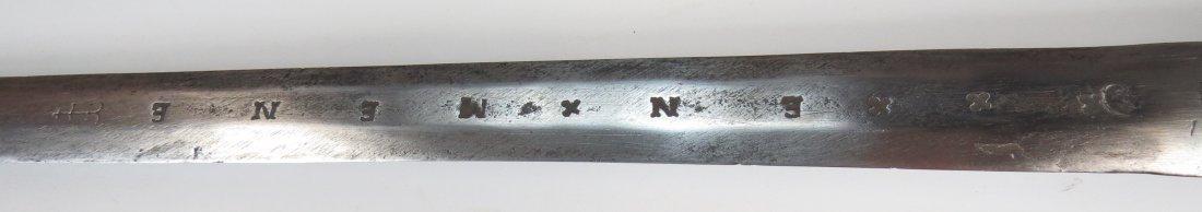 A SPANISH RAPIER SWORD - 8