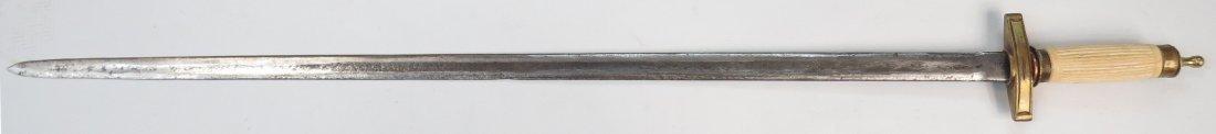 A POLISH PILLOW SWORD - 3