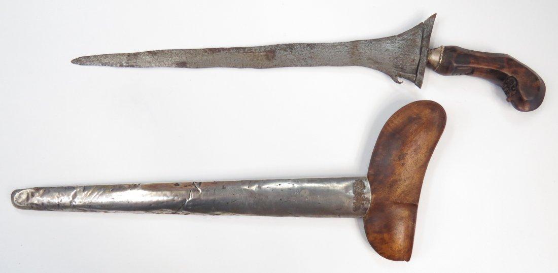 A JAVANESE KRIS SWORD - 6