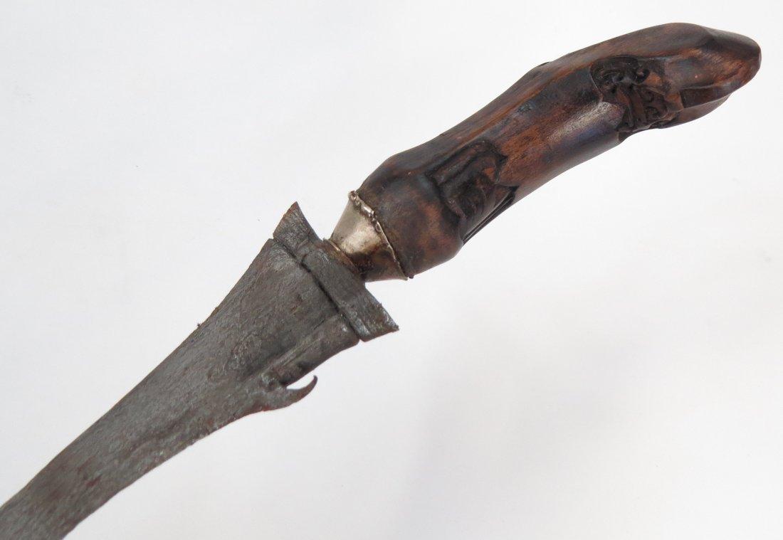 A JAVANESE KRIS SWORD - 7