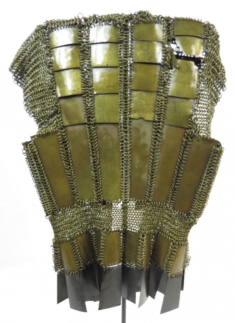 A MORO PLATE AND MAIL ARMOR - 4