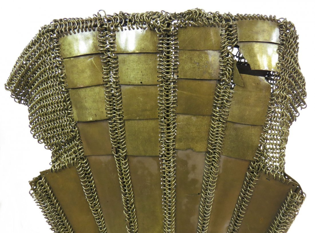 A MORO PLATE AND MAIL ARMOR - 5