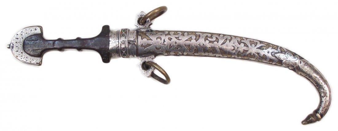 A MOROCCAN KOUMIYYA DAGGER - 4