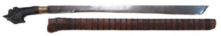 A NIAS BALATO SWORD - 3