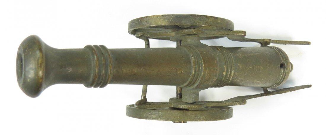 A RARE BORNEO SIGNAL CANNON - 2