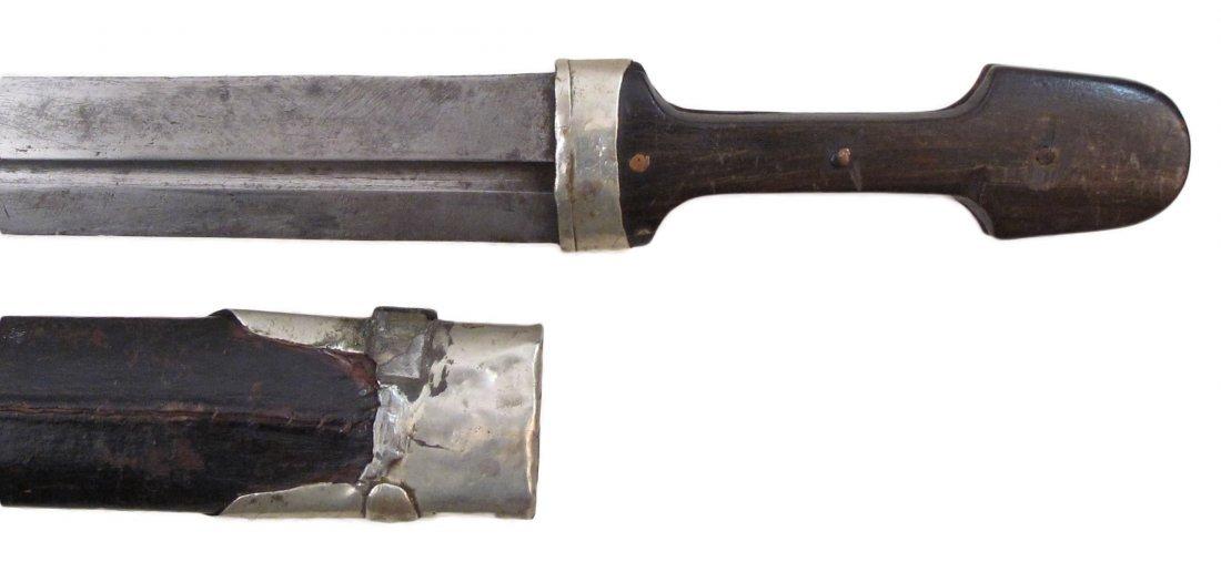 A CAUCASIAN KINDJAL DAGGER - 7