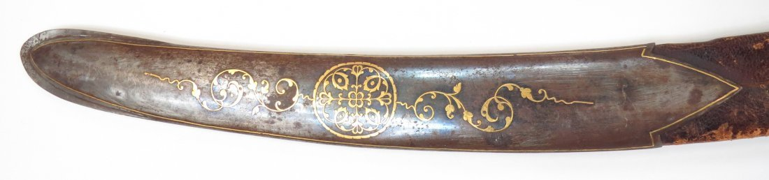 AN IMPORTANT IMPERIAL RUSSIAN PRESENTATION SWORD - 6