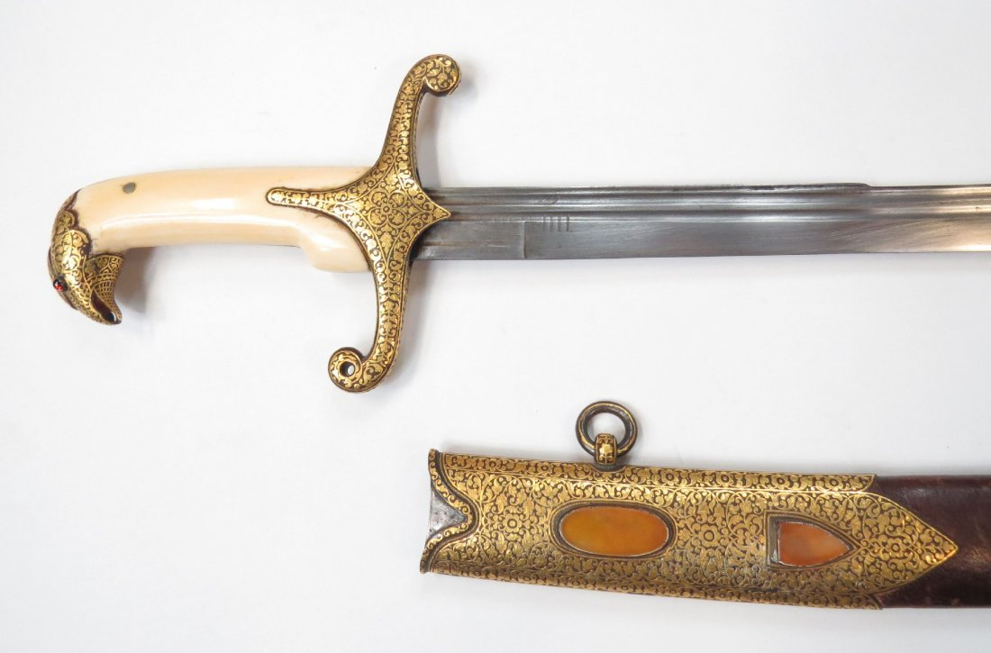 AN IMPORTANT IMPERIAL RUSSIAN PRESENTATION SWORD - 9