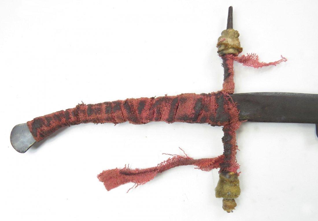 A RARE NAGA DAO SWORD - 2