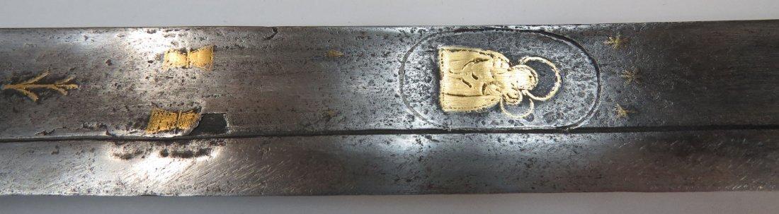 A RARE POLISH KARABELA SWORD - 3