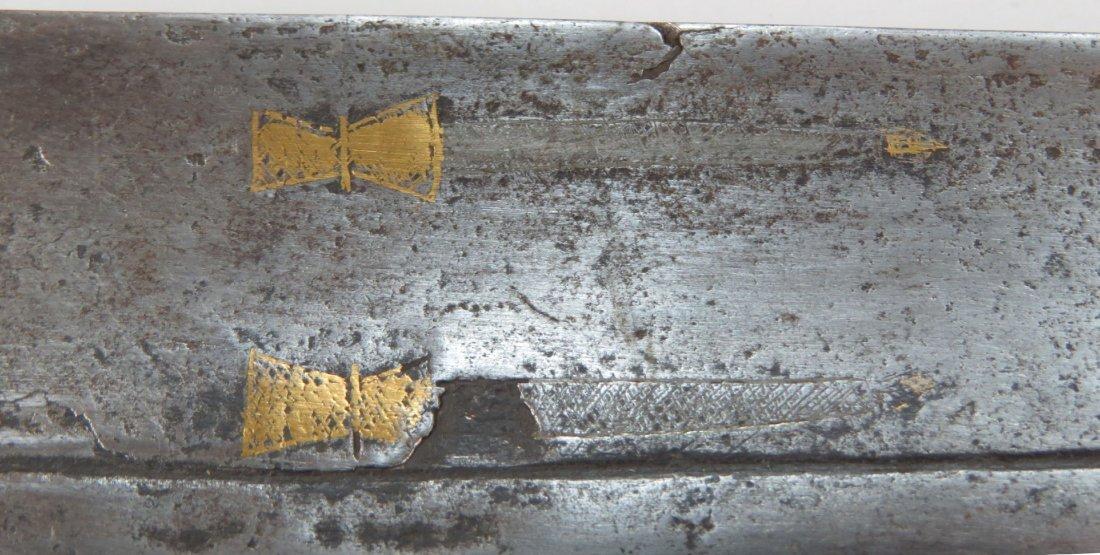 A RARE POLISH KARABELA SWORD - 5