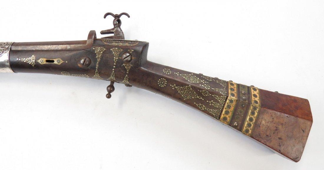 AN OTTOMAN SHISHANA RIFLE - 10