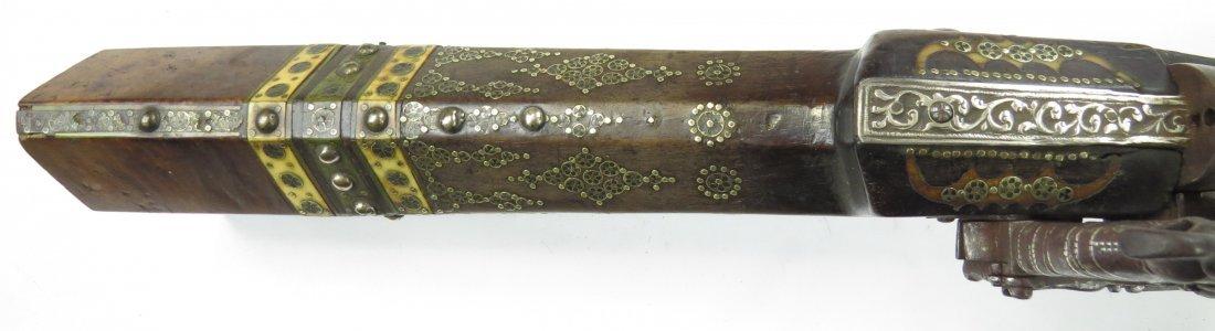 AN OTTOMAN SHISHANA RIFLE - 5