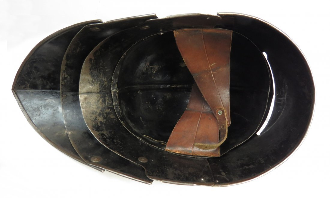 A VICTORIAN-ERA SALLET HELMET - 6