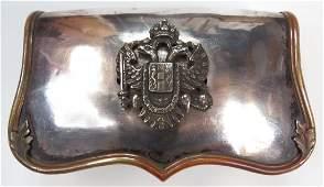 AN IMPERIAL AUSTRO-HUNGARIAN CARTRIDGE CASE