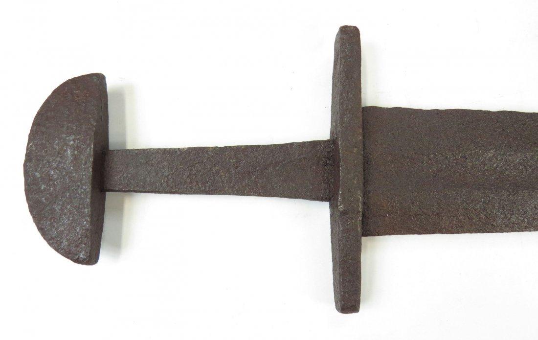 A VICTORIAN-ERA VIKING SWORD - 2