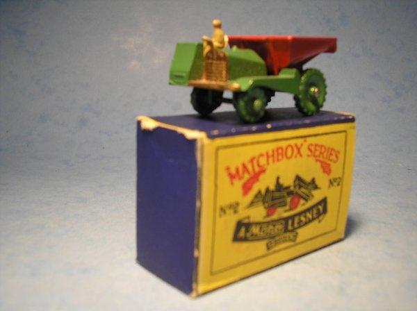7: Matchbox,2A Site Dumper