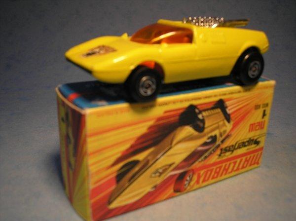 372: Matchbox Superfast, 1B CM4, Mod Rod