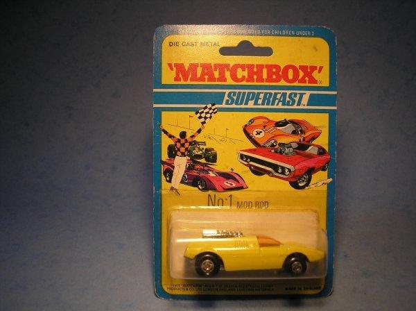 373: Matchbox Superfast, 1B CM4, Mod Rod