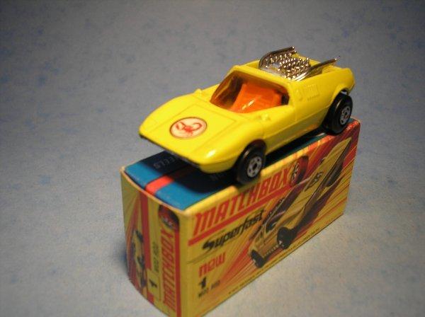 374: Matchbox Superfast, 1B CM8, Mod Rod  Scorpion