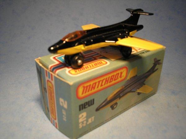 384: Matchbox Superfast, 2D CM1, Jet