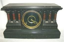 367: Ingraham Clock 8 Day 1/2 hr strike