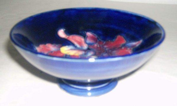 22: Moorcroft pottery bowl,