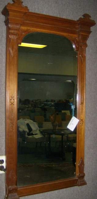 4: Victorian Mirror