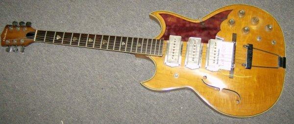 305: Airline guitar