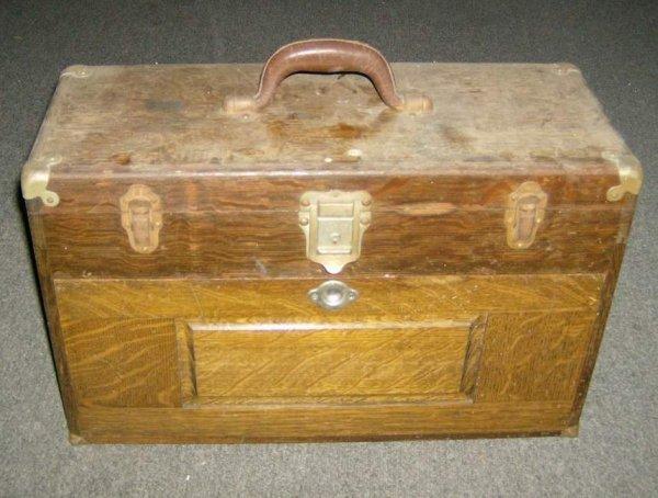 1: Oak Machinist chest