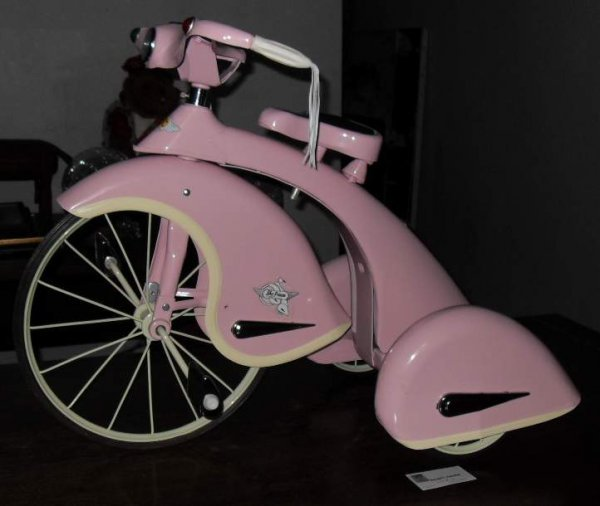 2: Sky Princess - Airflow AFC Collectible - tricycle