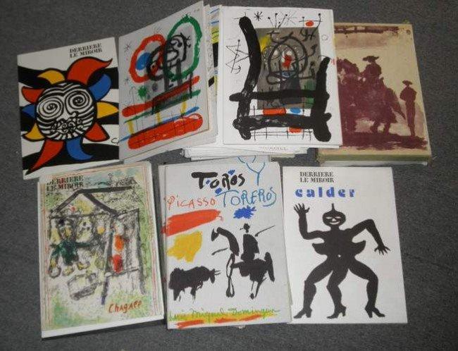 36: Lot of Books of Prints