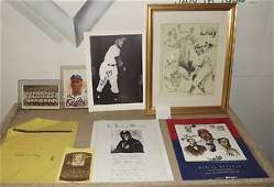28 Leon Day Negro League Hall of Fame Player  lot
