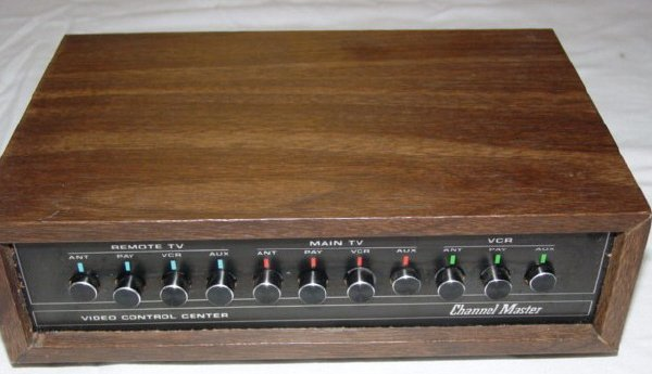 16: Channel Master Video Control Center