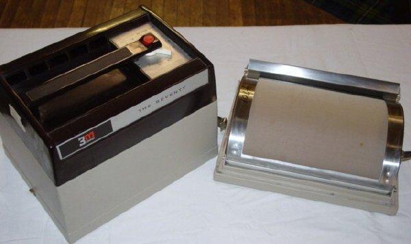 18: 3M The Seventy - Transparency machine -